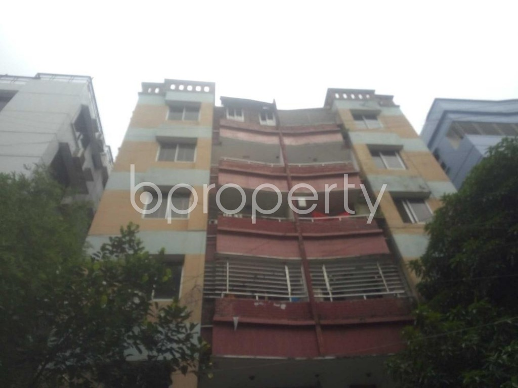 Front view - 2 Bed Apartment to Rent in Baridhara DOHS, Dhaka - 1896513