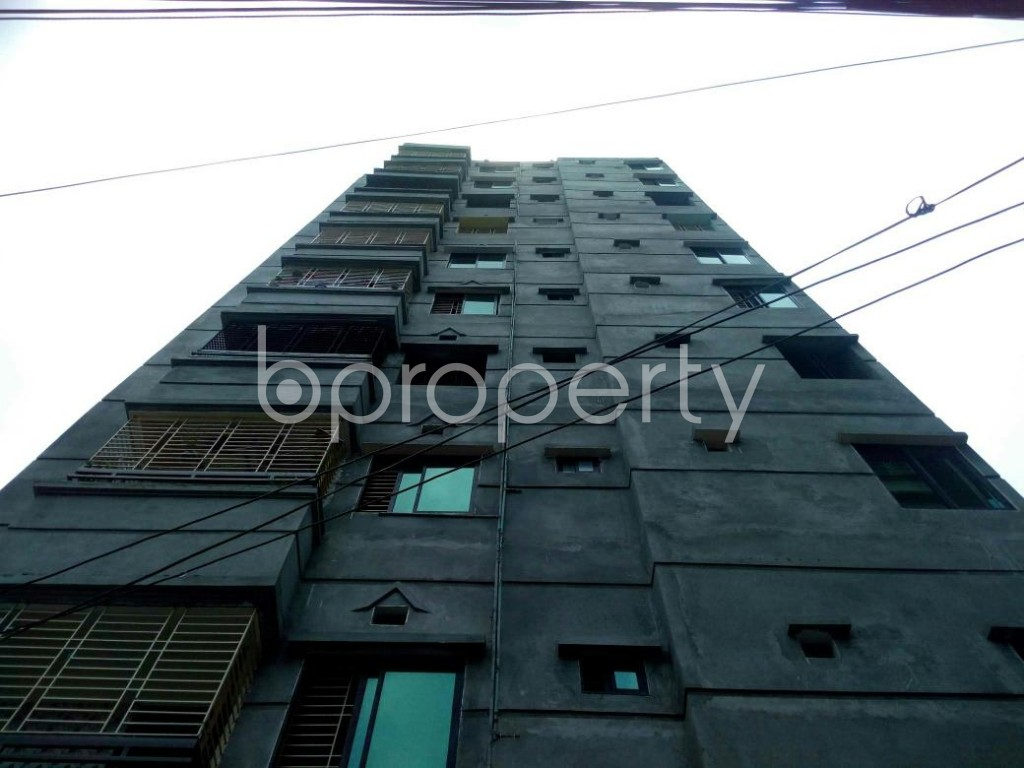 Front view - 3 Bed Apartment to Rent in Shasongacha, Cumilla - 1896514