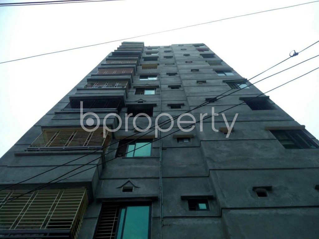 Front view - 3 Bed Apartment to Rent in Shasongacha, Cumilla - 1896515