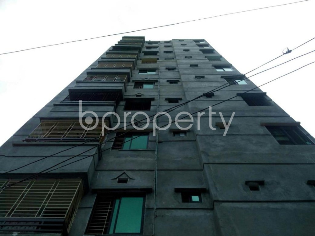 Front view - 3 Bed Apartment to Rent in Shasongacha, Cumilla - 1896516