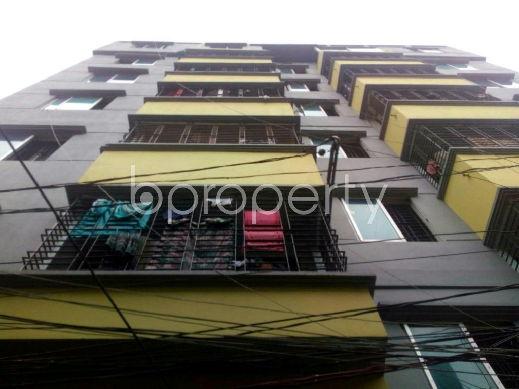 Front view - 2 Bed Apartment to Rent in Mohakhali, Dhaka - 1896842