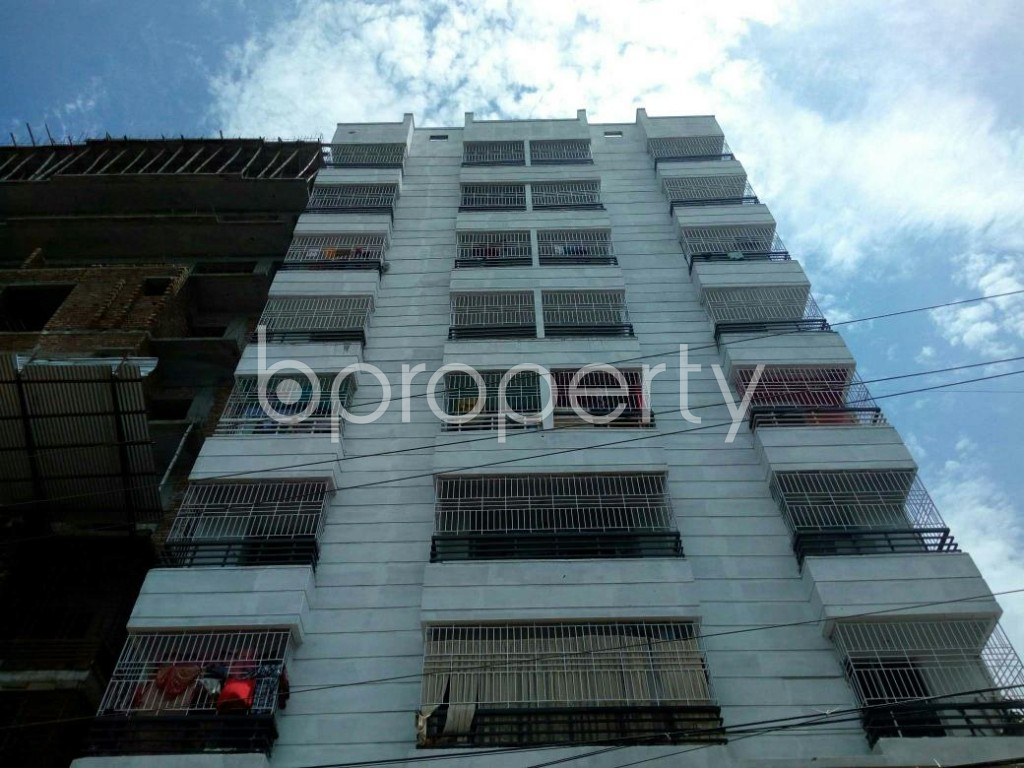 Front view - 3 Bed Apartment for Sale in Ashoktala, Cumilla - 1896866