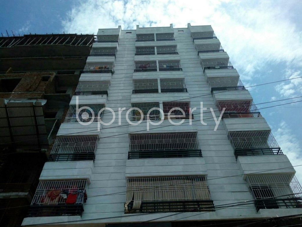 Front view - 3 Bed Apartment for Sale in Ashoktala, Cumilla - 1896867