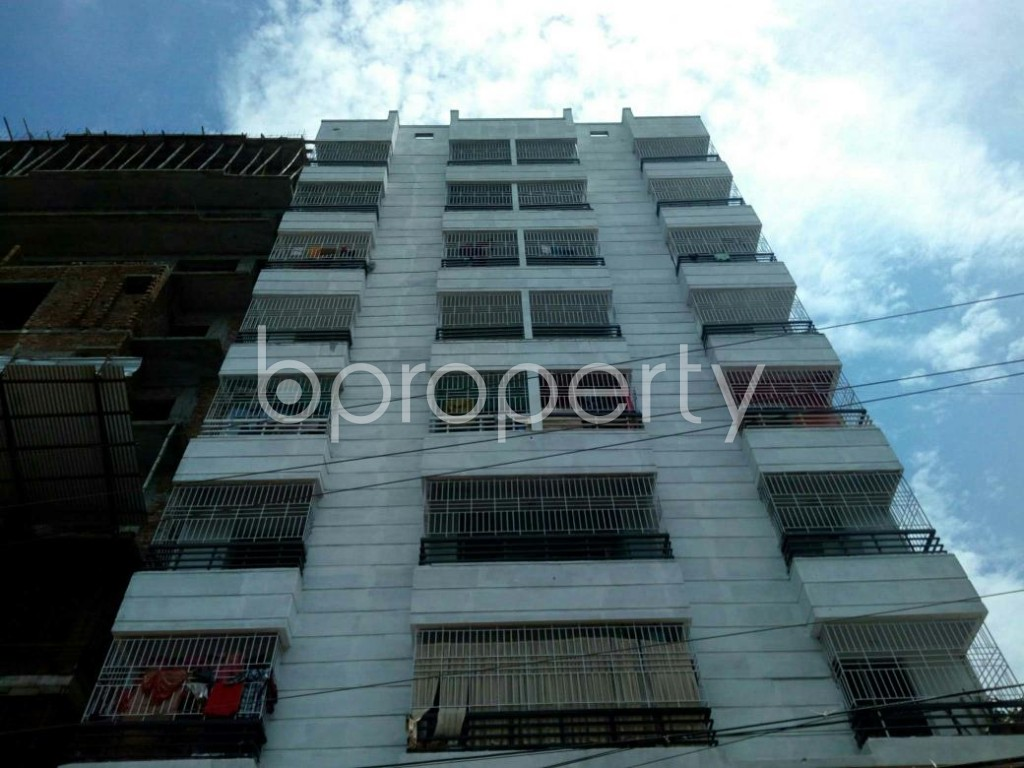 Front view - 3 Bed Apartment for Sale in Ashoktala, Cumilla - 1896868