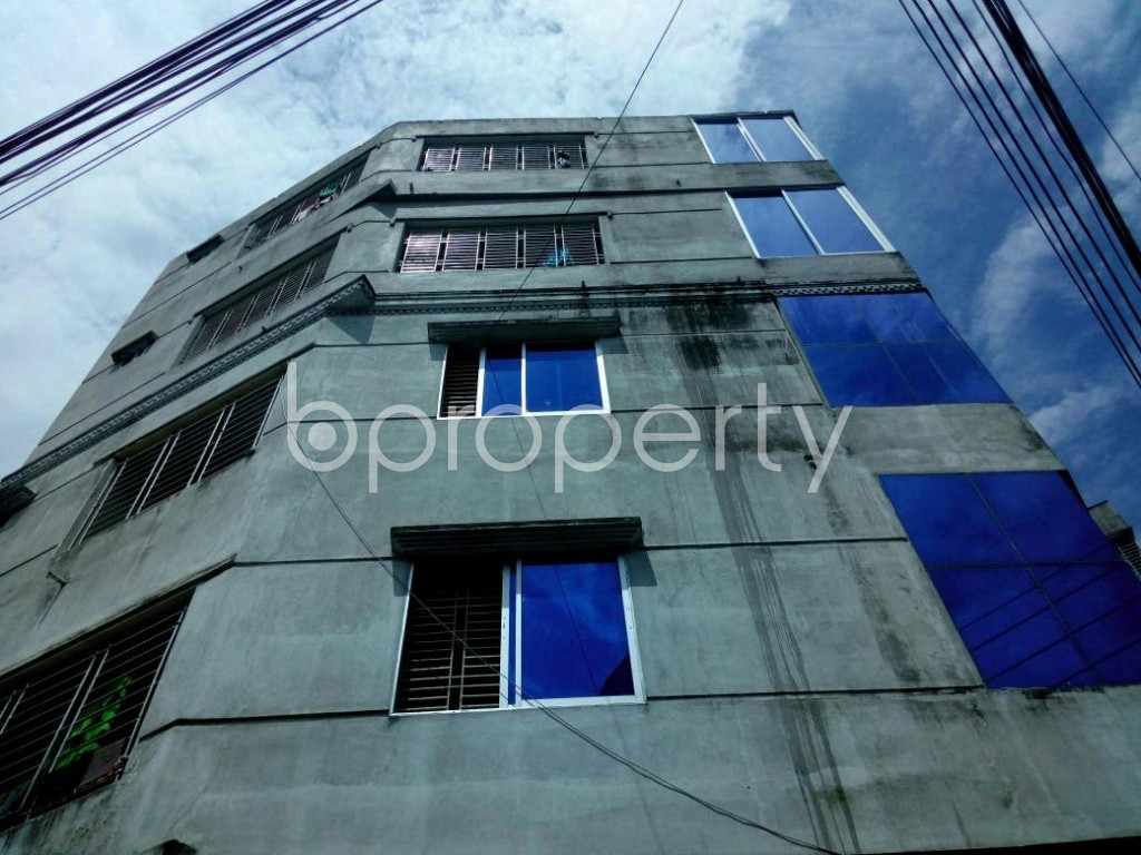 Front view - 2 Bed Apartment to Rent in Bagichagaon, Cumilla - 1896884