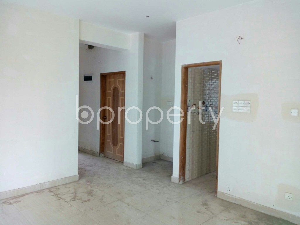 Dine/Dining - 3 Bed Apartment for Sale in Bashundhara R-A, Dhaka - 1896895