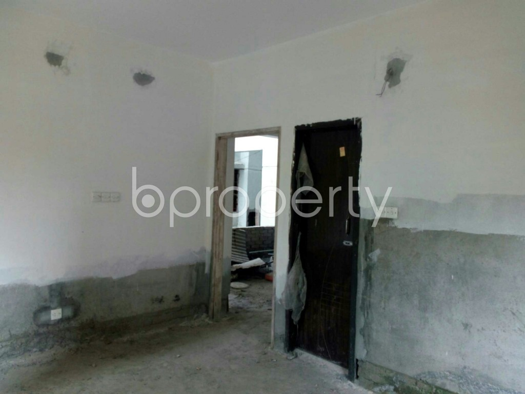 Bedroom - 3 Bed Apartment for Sale in Bashundhara R-A, Dhaka - 1896905