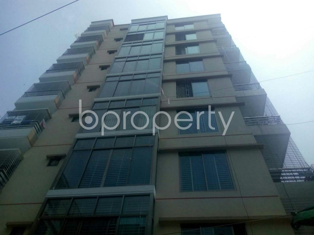 Front view - 3 Bed Apartment to Rent in Rampura, Dhaka - 1896994
