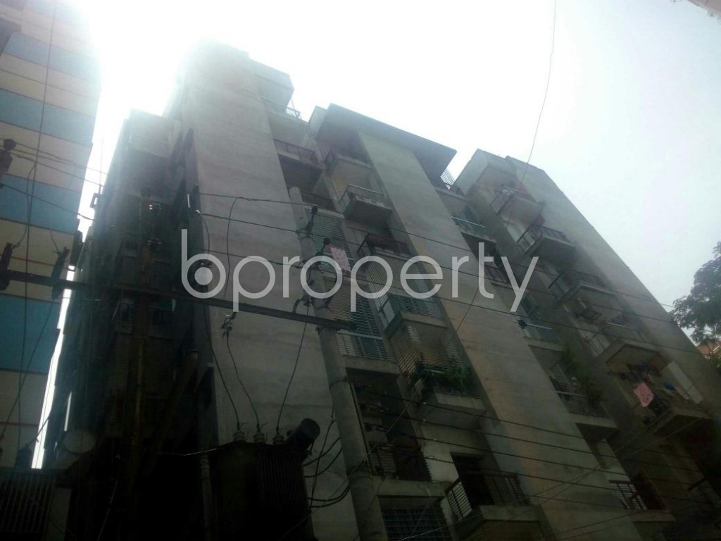 Outside view - 3 Bed Apartment to Rent in Rampura, Dhaka - 1896995