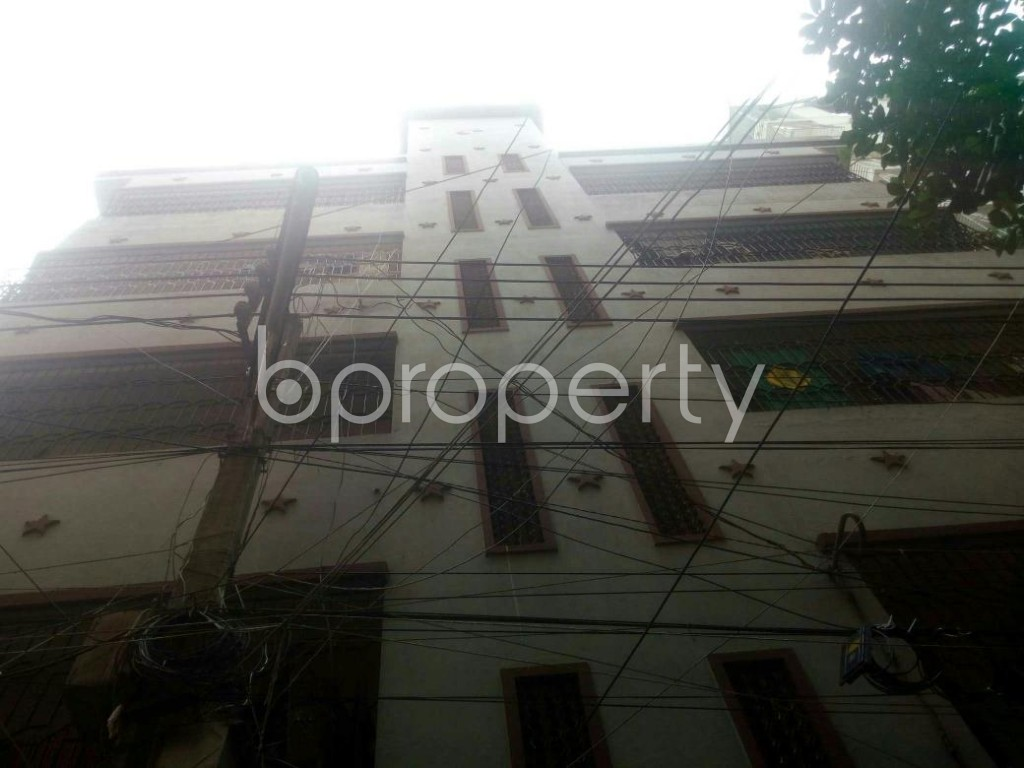 Front view - 2 Bed Apartment to Rent in Rampura, Dhaka - 1897053
