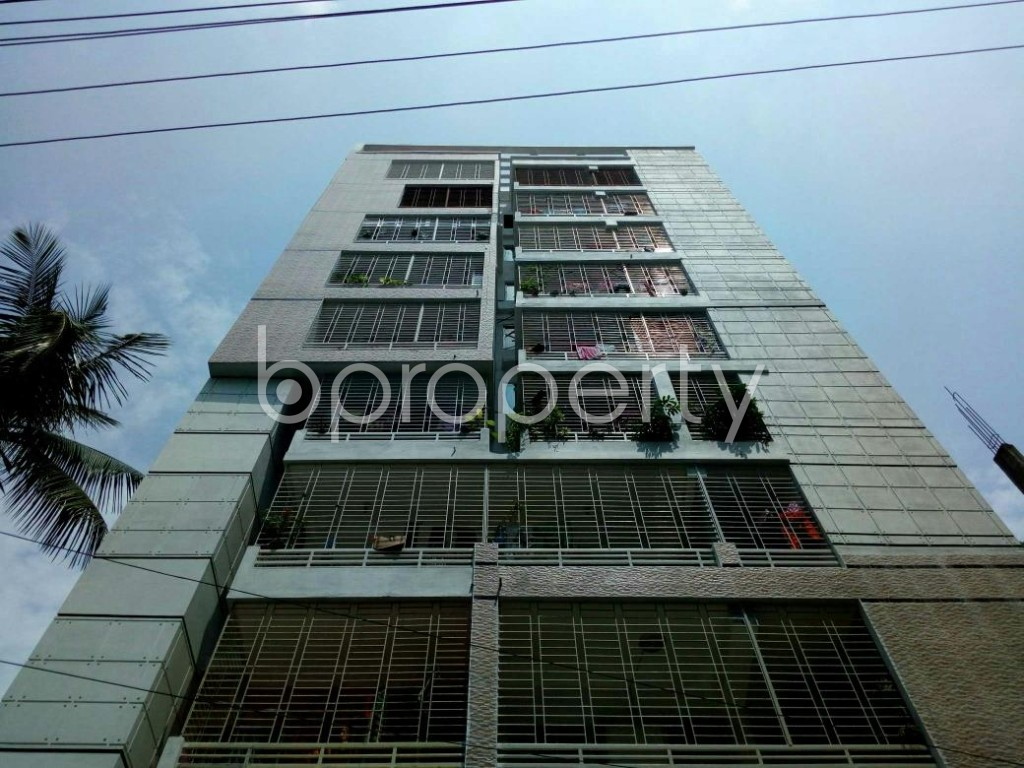 Front view - 3 Bed Apartment to Rent in Kandirpar, Cumilla - 1897175