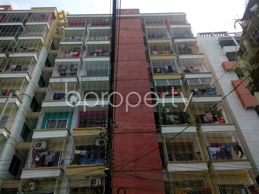 Front view - 3 Bed Apartment to Rent in Kandirpar, Cumilla - 1897176