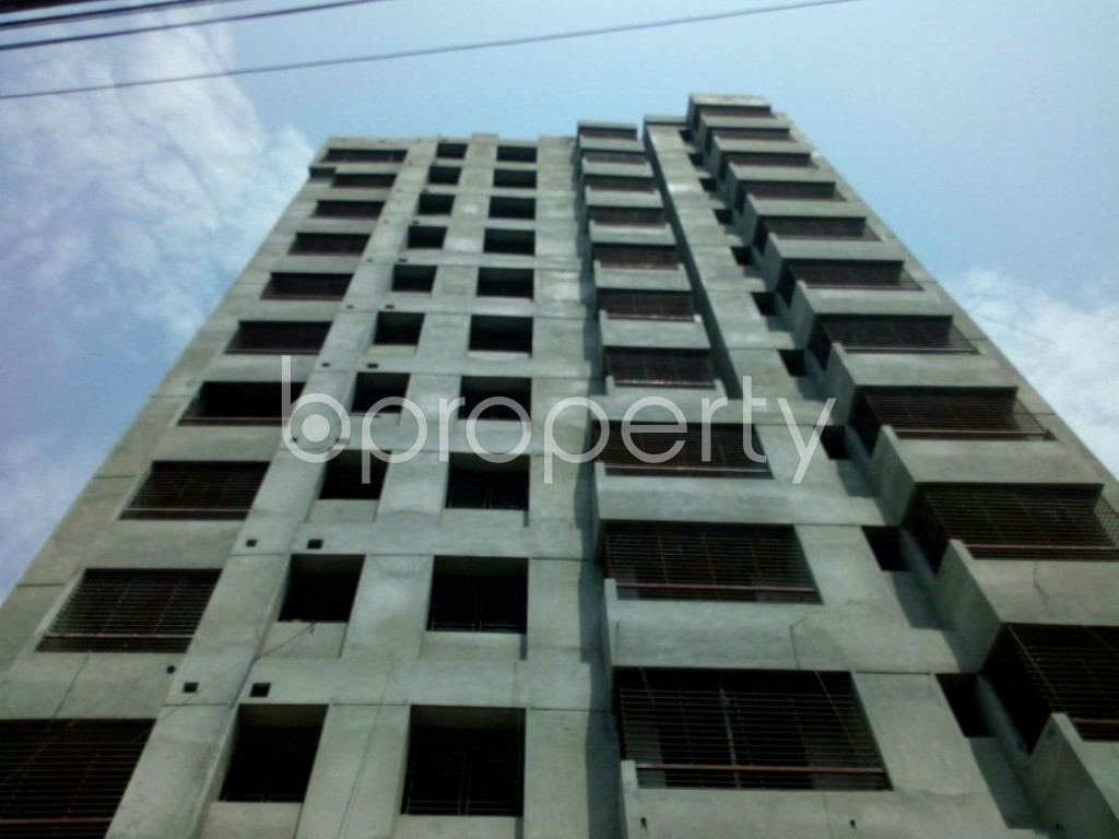 Front view - 3 Bed Apartment for Sale in Kandirpar, Cumilla - 1897203