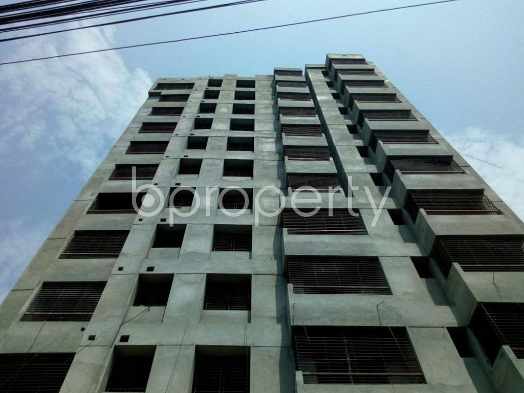 Front view - 3 Bed Apartment for Sale in Kandirpar, Cumilla - 1897204