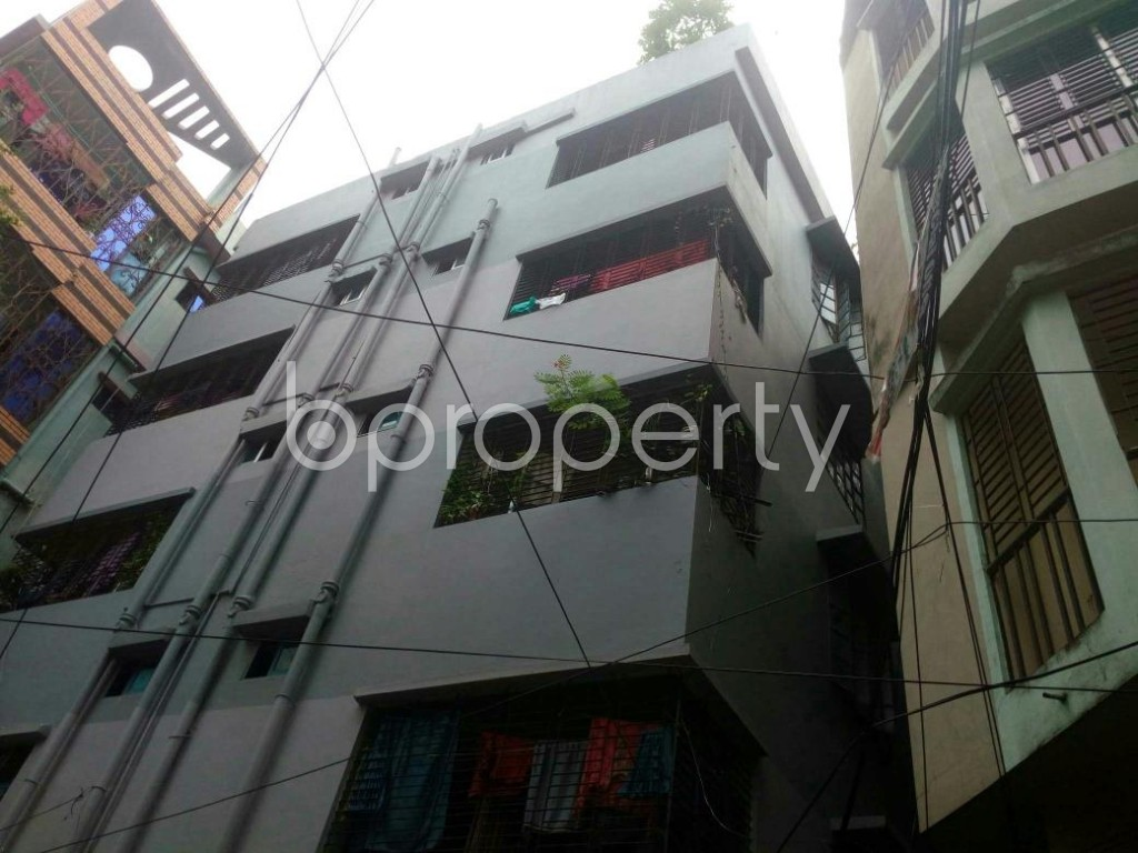 Front view - 1 Bed Apartment to Rent in East Nasirabad, Chattogram - 1897245