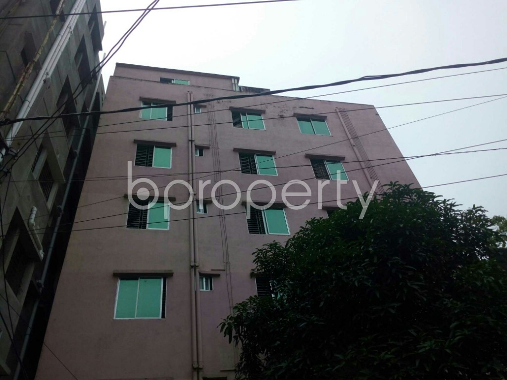 Outside view - 2 Bed Apartment to Rent in East Nasirabad, Chattogram - 1897249