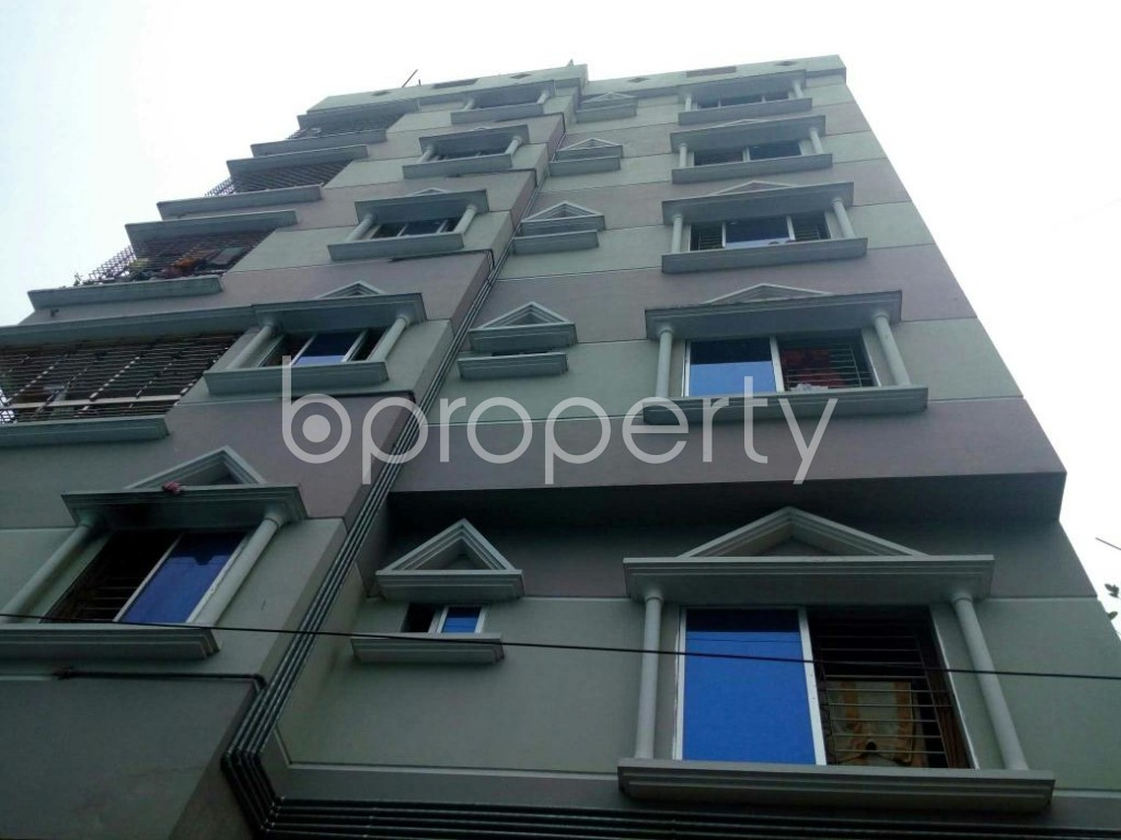 Front view - 2 Bed Apartment to Rent in East Nasirabad, Chattogram - 1897251