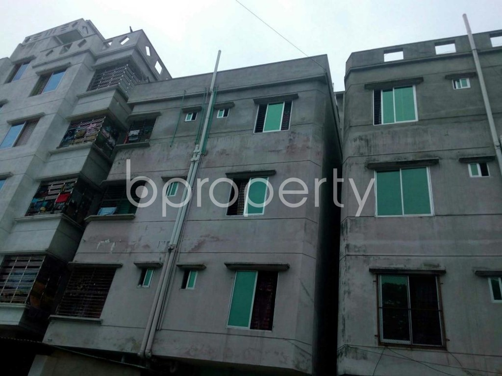 Front view - 2 Bed Apartment to Rent in East Nasirabad, Chattogram - 1897261