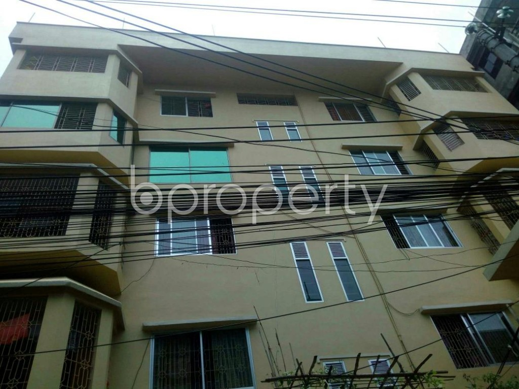 Front view - 2 Bed Apartment to Rent in East Nasirabad, Chattogram - 1897287