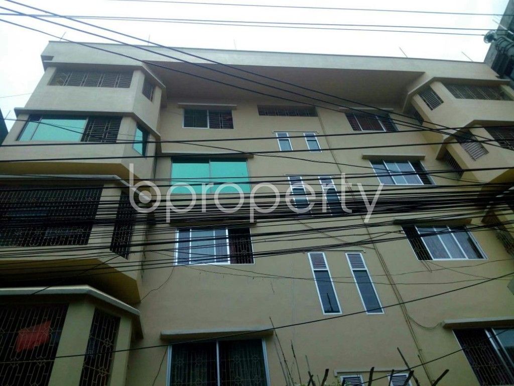 Front view - 3 Bed Apartment to Rent in East Nasirabad, Chattogram - 1897289