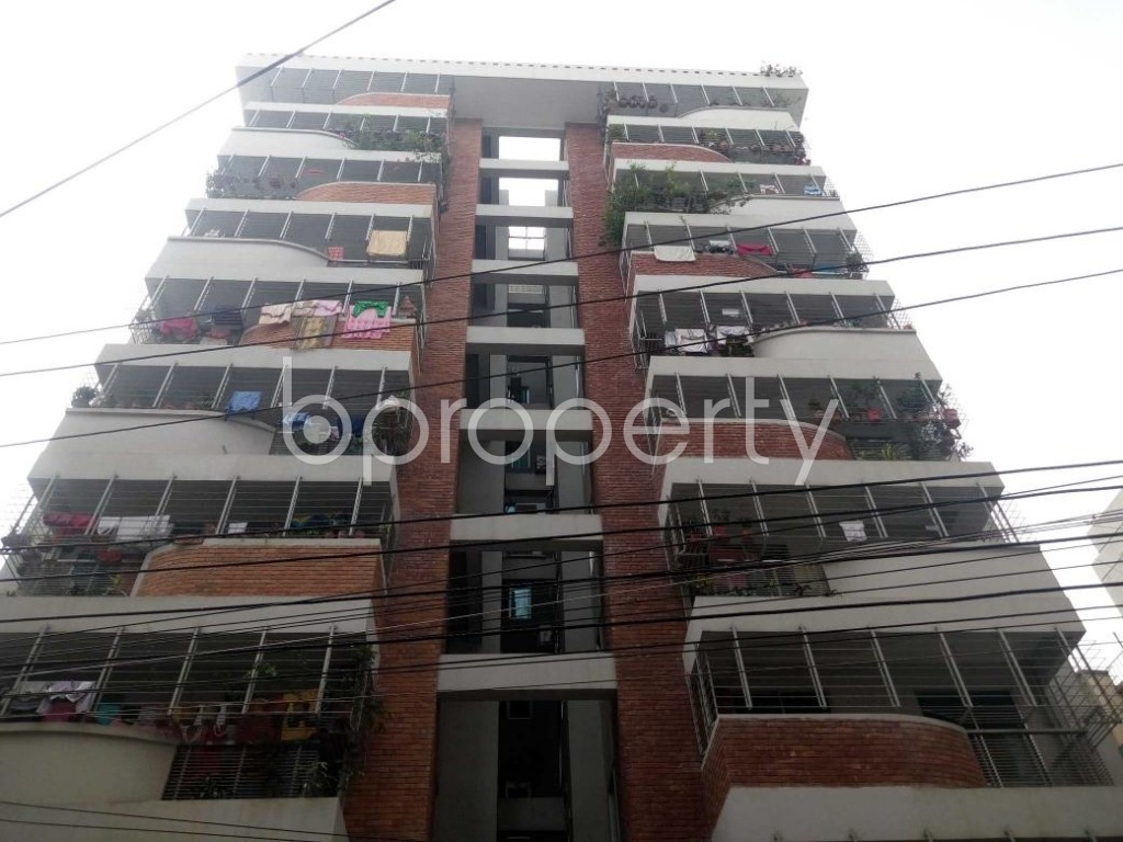 Bathroom - 3 Bed Apartment for Sale in Mirpur, Dhaka - 1897318