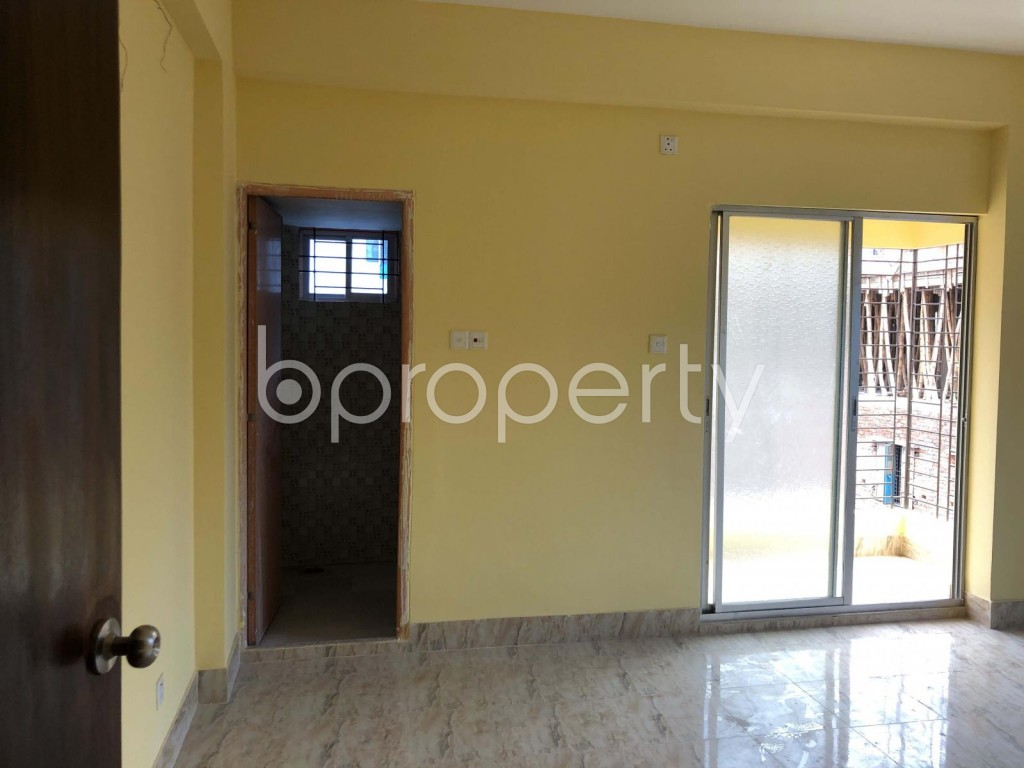 Bedroom - 2 Bed Apartment for Sale in Mohammadpur, Dhaka - 1886495