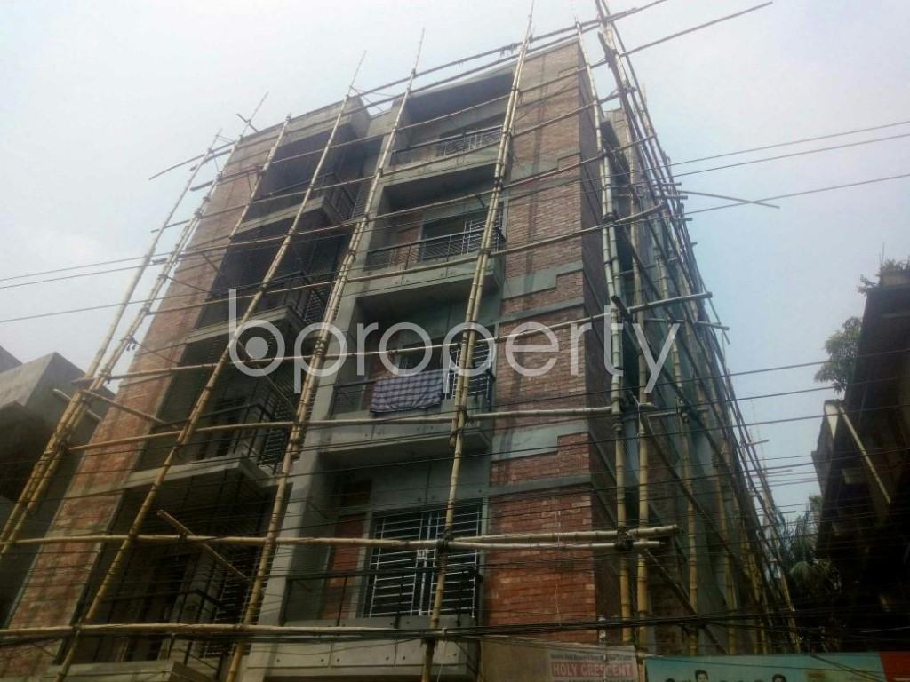Outside view - 3 Bed Apartment to Rent in Rampura, Dhaka - 1897383
