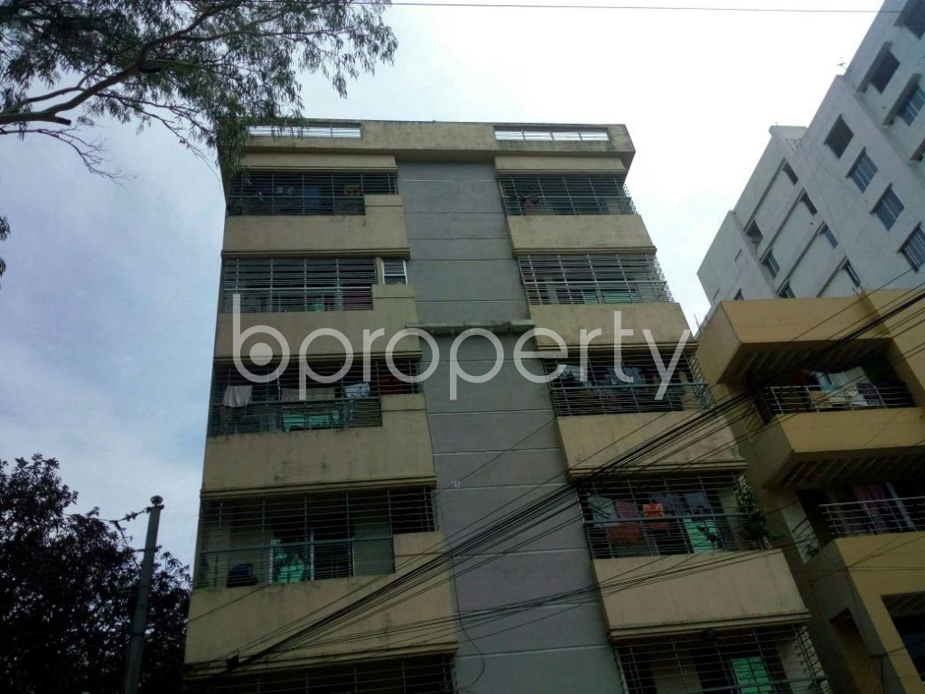 Front view - 2 Bed Apartment to Rent in East Nasirabad, Chattogram - 1897530