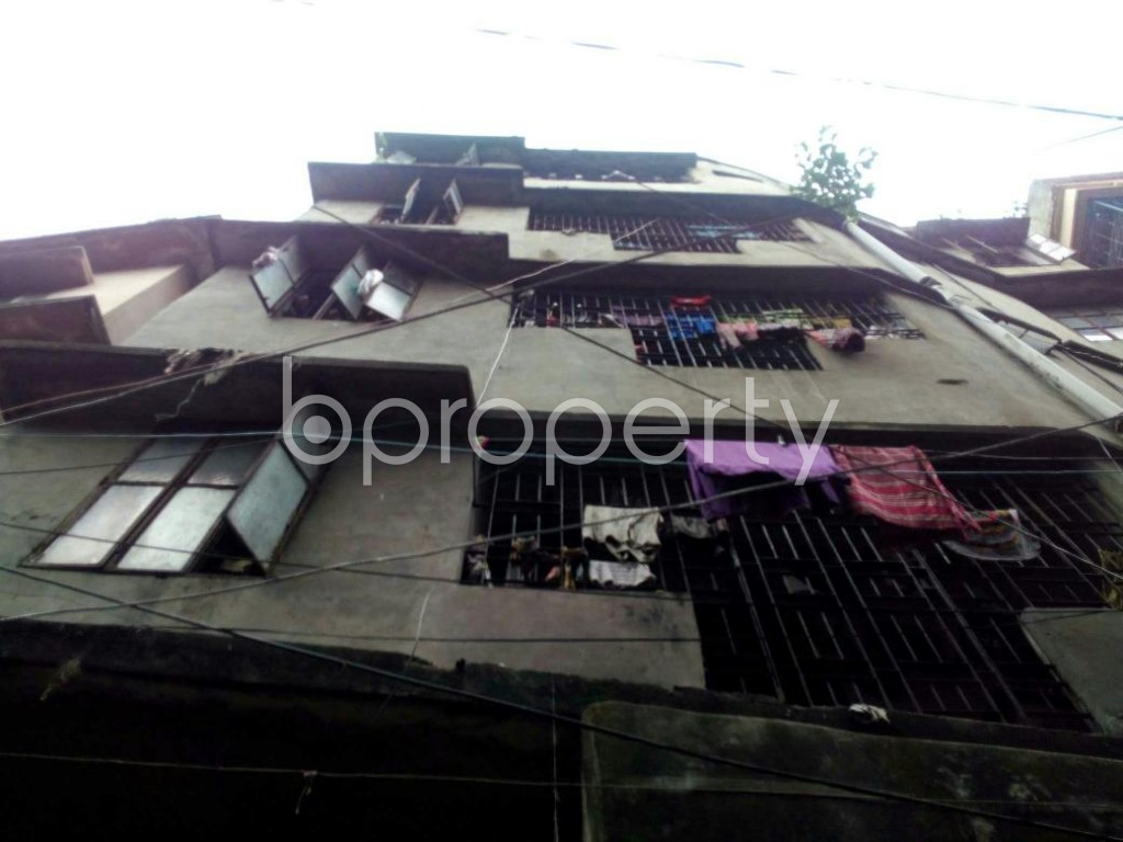 Front view - 2 Bed Apartment to Rent in Mohakhali, Dhaka - 1897544