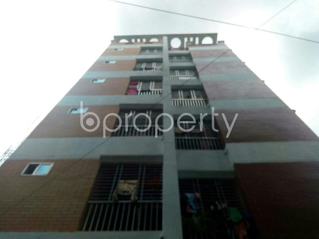 Front view - 2 Bed Apartment to Rent in Bagichagaon, Cumilla - 1897567