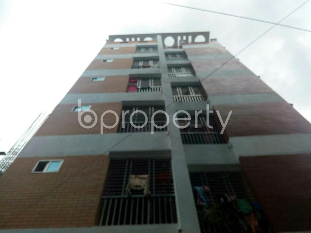 Front view - 2 Bed Apartment to Rent in Bagichagaon, Cumilla - 1897569