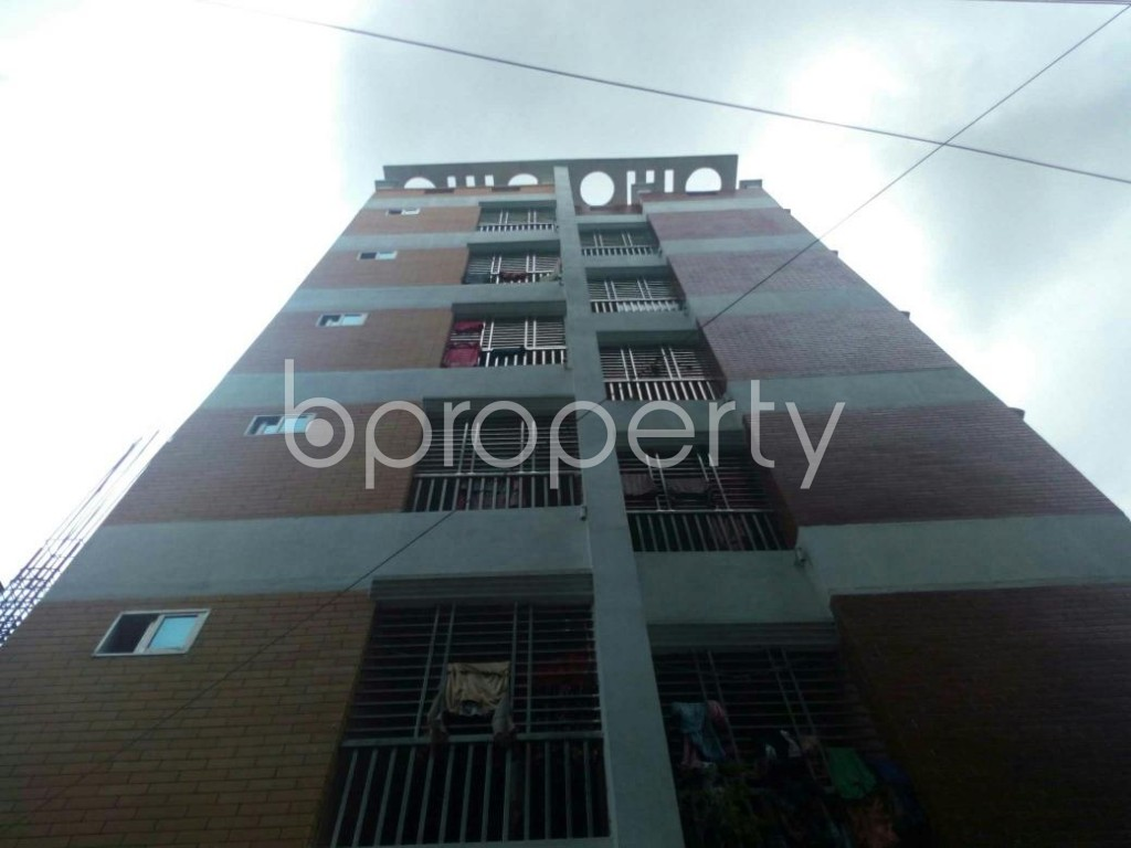 Front view - 2 Bed Apartment to Rent in Bagichagaon, Cumilla - 1897570