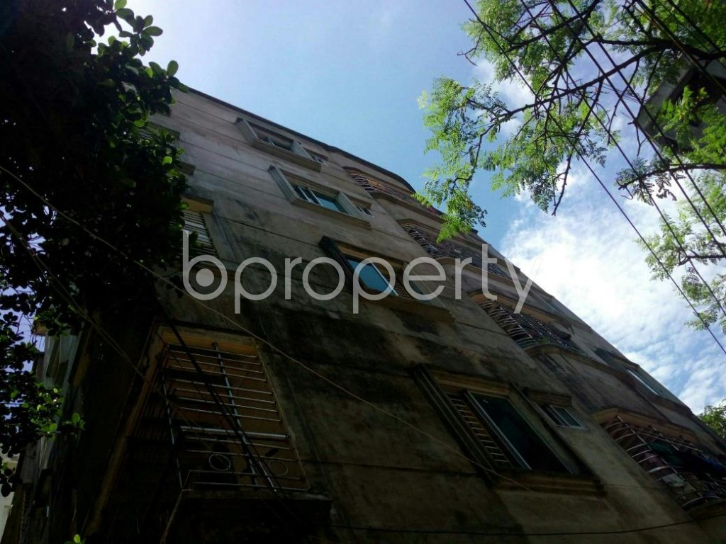 Front view - 3 Bed Apartment to Rent in East Nasirabad, Chattogram - 1897590