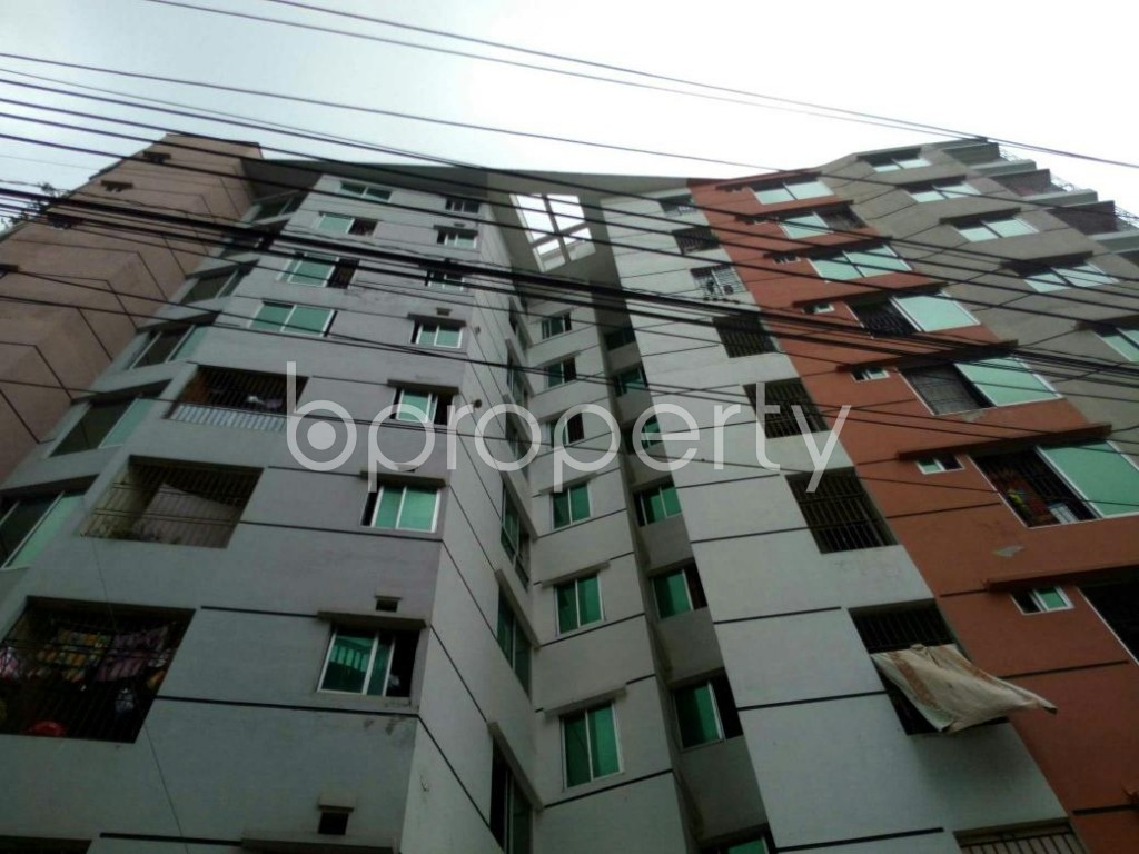 Front view - 4 Bed Apartment to Rent in Bagichagaon, Cumilla - 1897593