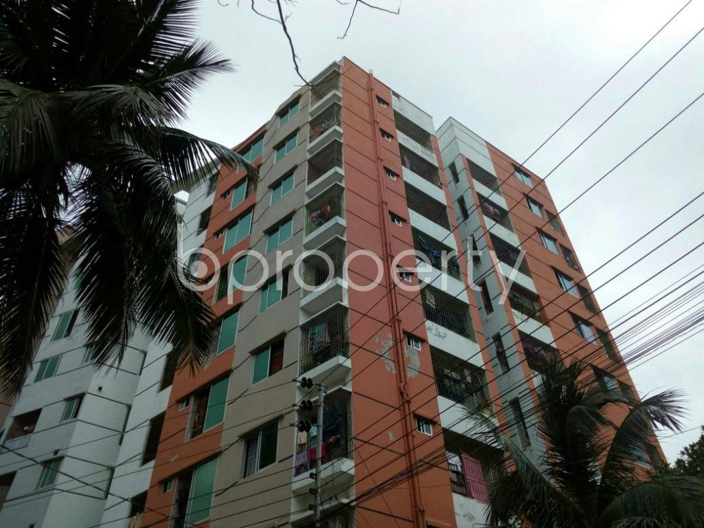 Outside view - 3 Bed Apartment to Rent in Bagichagaon, Cumilla - 1897594