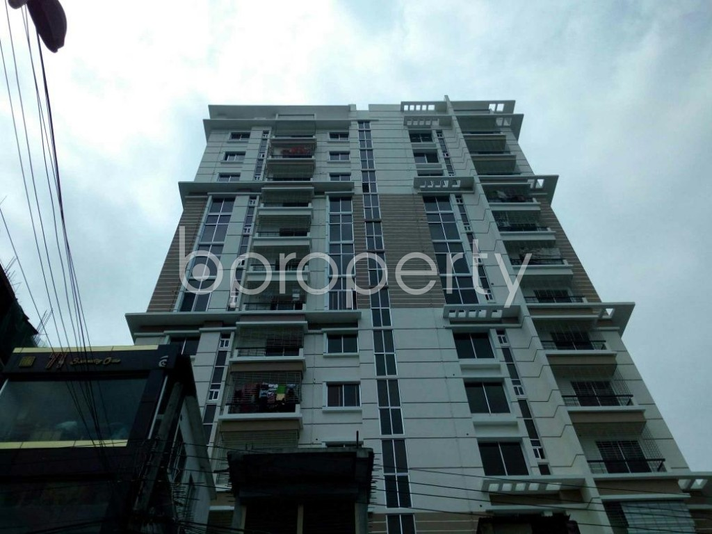 Front view - 2 Bed Apartment to Rent in Police Line, Cumilla - 1897595