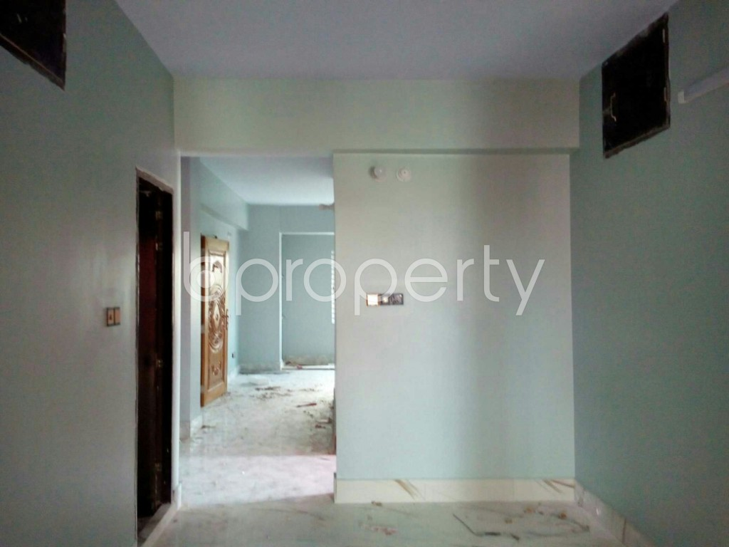 Dine/Dining - 3 Bed Apartment for Sale in Bayazid, Chattogram - 1897636