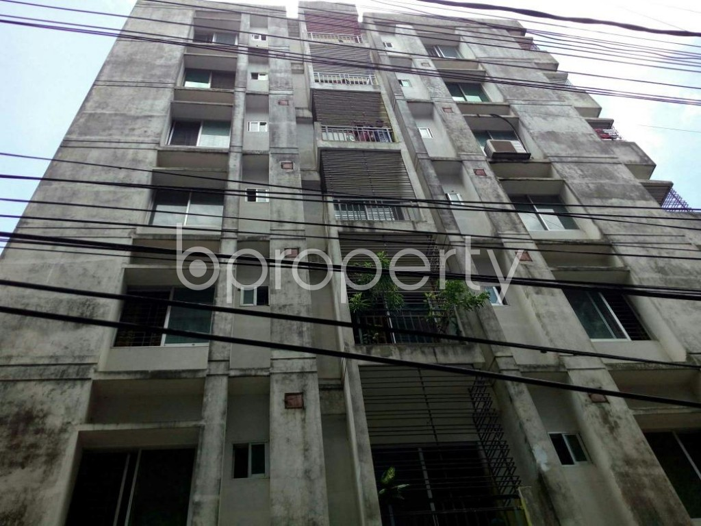 Front view - 3 Bed Apartment for Sale in Bayazid, Chattogram - 1897716
