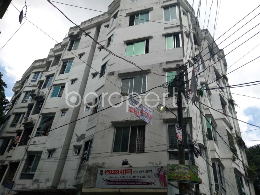 Front view - 2 Bed Apartment for Sale in Bakalia, Chattogram - 1897757