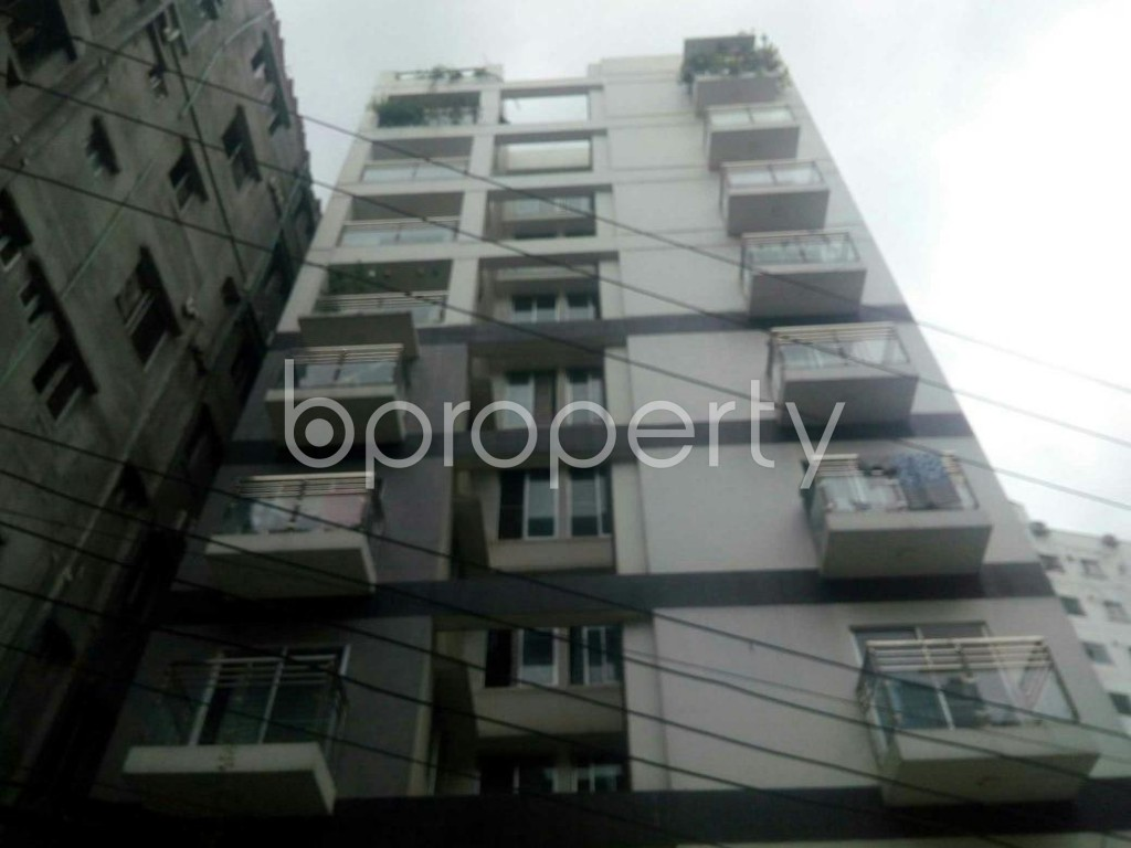 Front view - 4 Bed Apartment for Sale in Tejgaon, Dhaka - 1897792