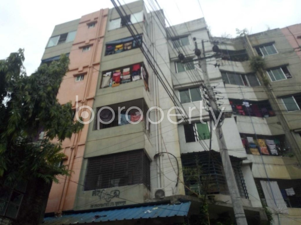 Front view - 2 Bed Apartment for Sale in 7 No. West Sholoshohor Ward, Chattogram - 1897828