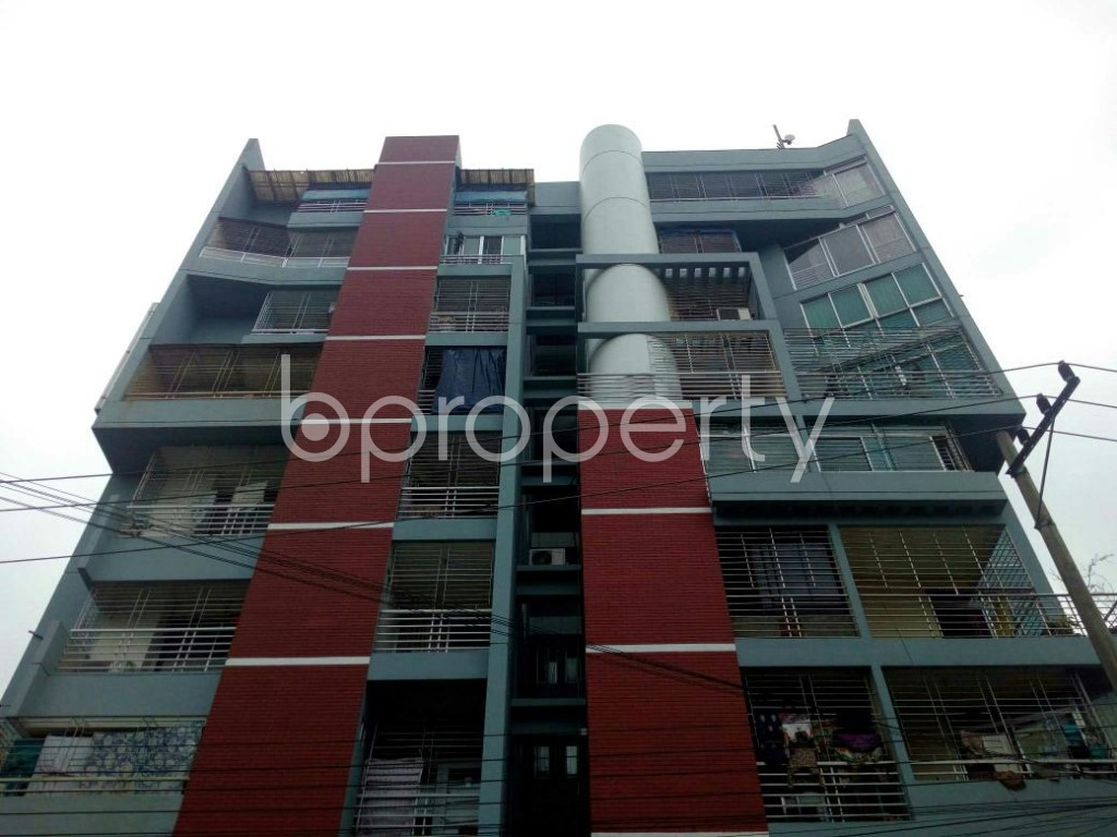Front view - 3 Bed Apartment for Sale in Sadipara, Sylhet - 1897844