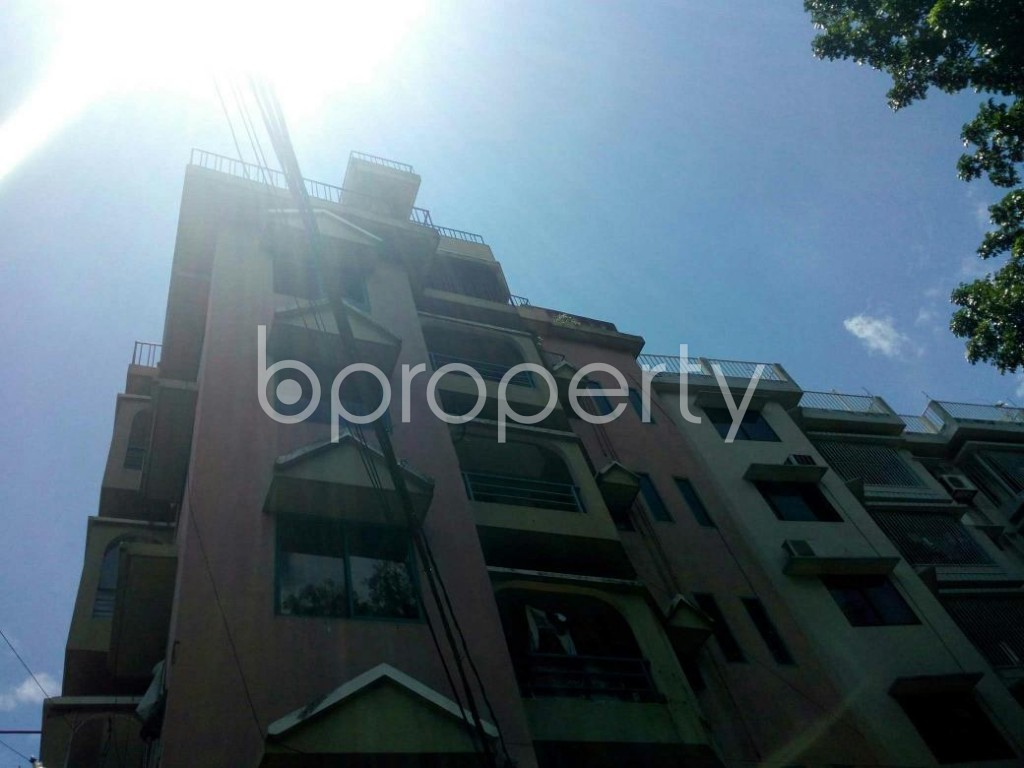 Front view - 3 Bed Apartment to Rent in East Nasirabad, Chattogram - 1897887