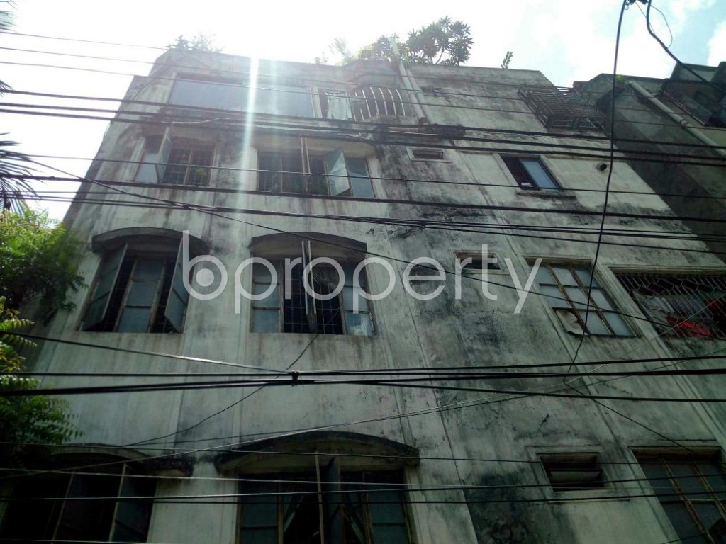 Front view - 7 Bed Building for Sale in Badda, Dhaka - 1897963