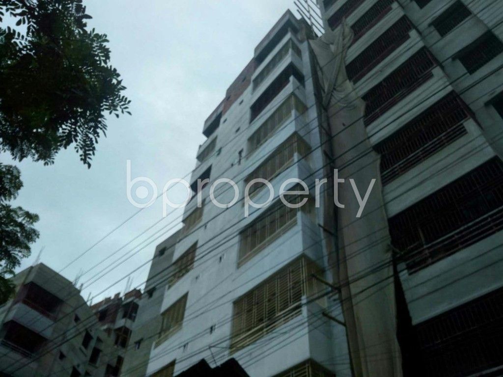 Outside view - 2 Bed Apartment to Rent in Bagichagaon, Cumilla - 1897974