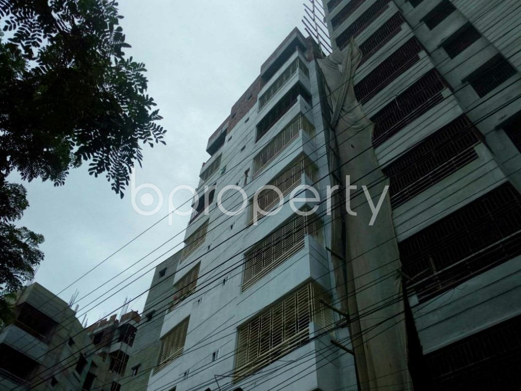 Outside view - 2 Bed Apartment to Rent in Bagichagaon, Cumilla - 1897975