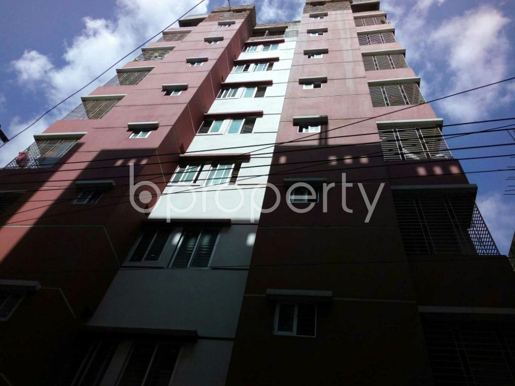 Front view - 3 Bed Apartment for Sale in Bayazid, Chattogram - 1898191