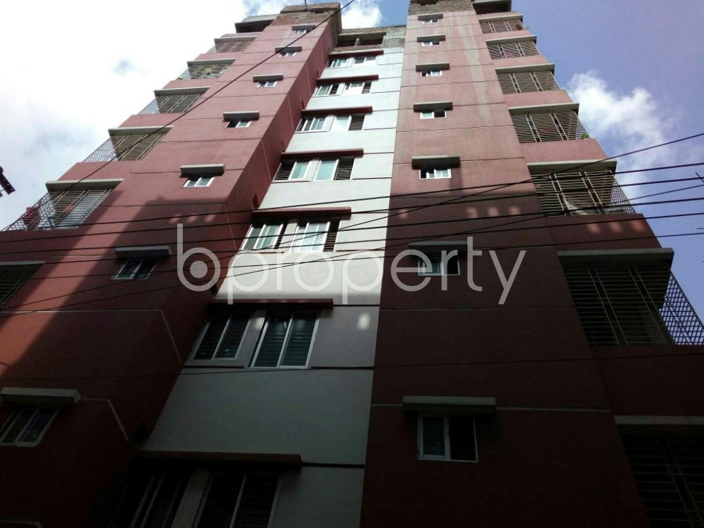Front view - 3 Bed Apartment for Sale in Bayazid, Chattogram - 1898192