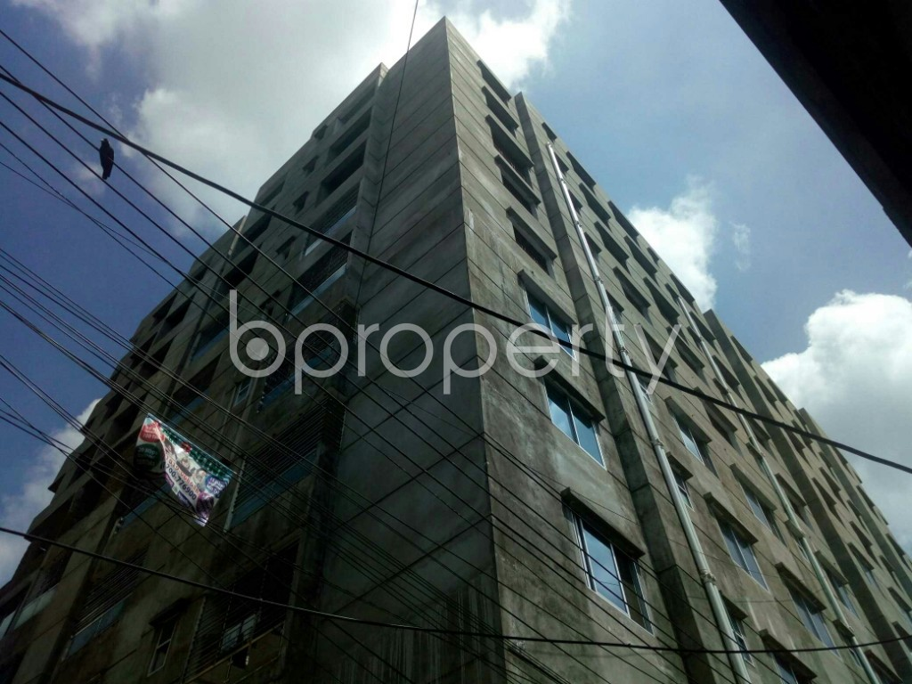Outside view - 3 Bed Apartment for Sale in Lal Khan Bazaar, Chattogram - 1898203