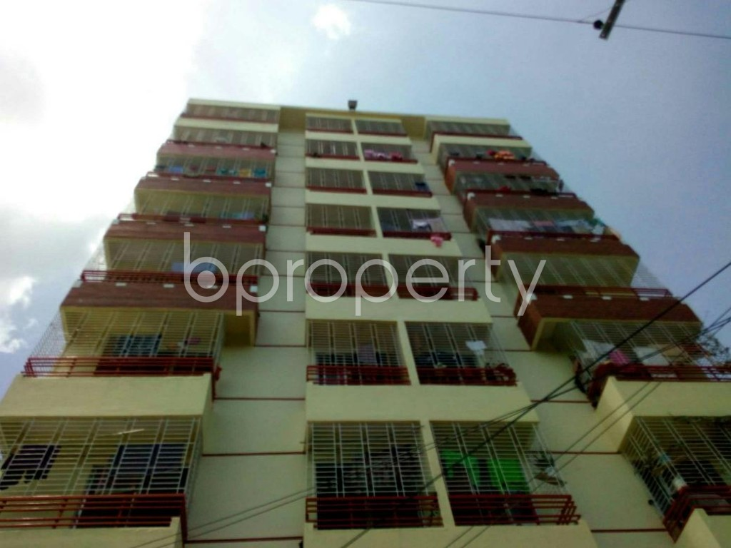 Front view - 3 Bed Apartment to Rent in Race Course, Cumilla - 1898354